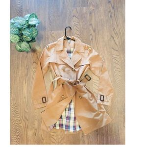 🔥🔥ZARA GIRLS TRENCH COAT🔥🔥